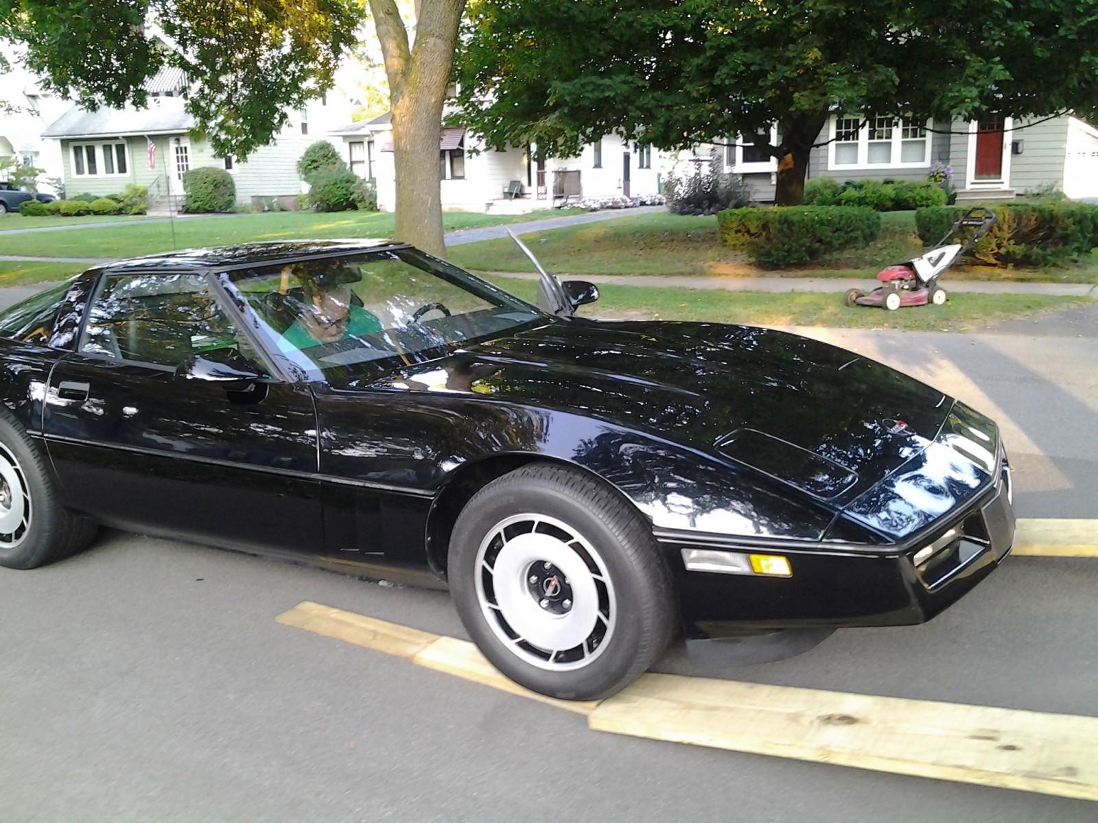 Junkyard Rescue: 1985 Chevy Corvette