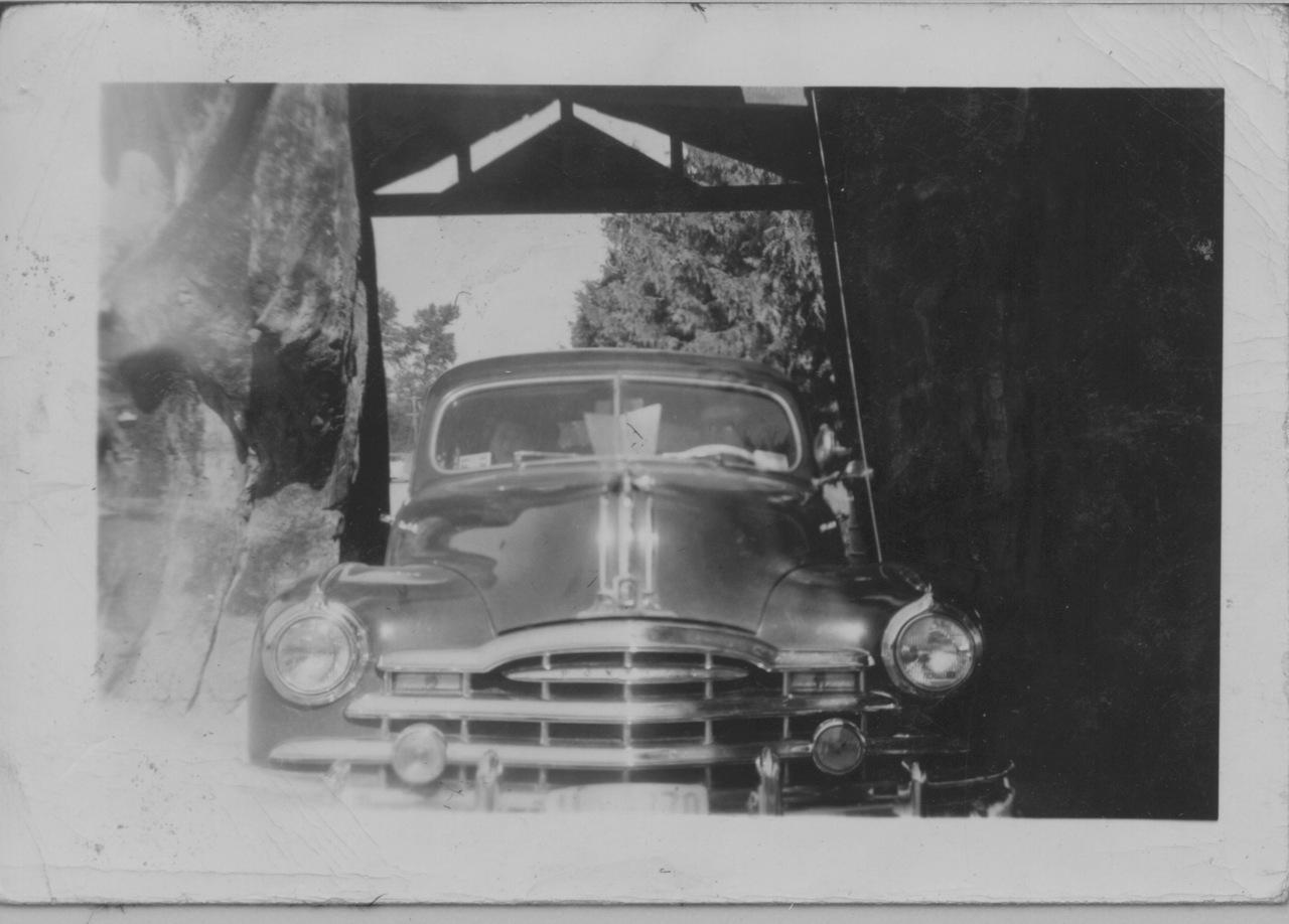 Slick Black Rocket 1948 Pontiac Torpedo Convertible The