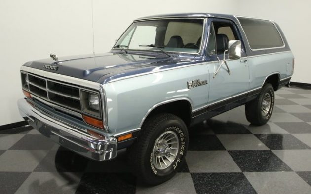 Jimmy Smith Gmc >> Extinct Beast: 1987 Dodge Ramcharger