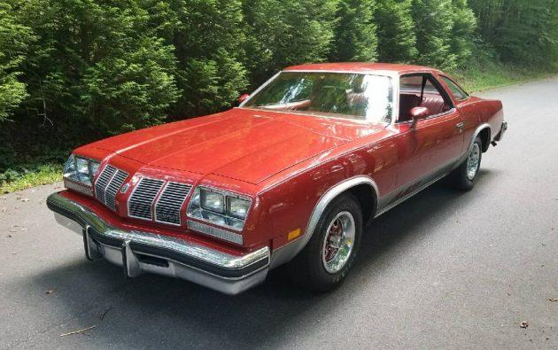 High-Style Handler: 1977 Oldsmobile 442