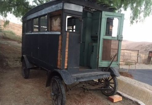 All The Comforts: Model T Travel Trailer