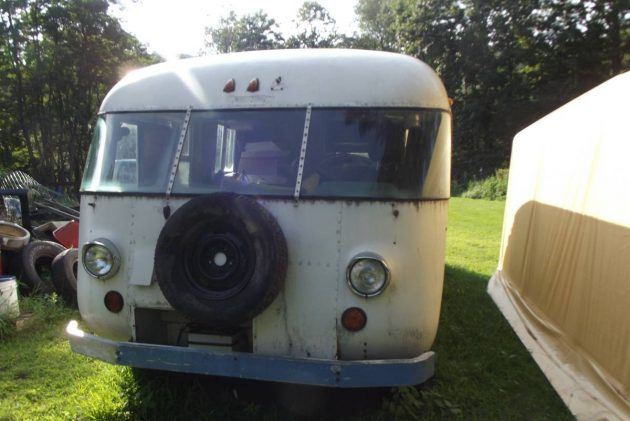 Ultra, Van: 350-Powered 1970 UltraVan
