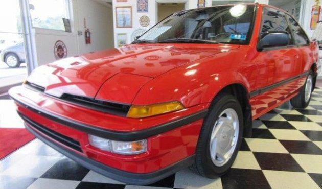 Clean 1st Gen: 1989 Acura Integra