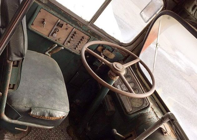 Big Barn Find: 1950 GM Transit Bus |Photos Old City Buses 1950