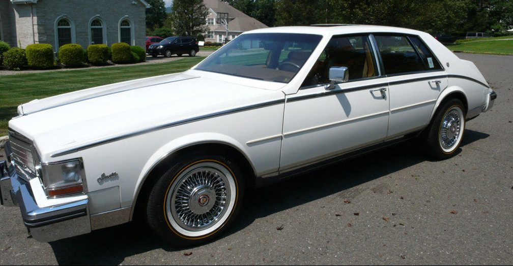 Built for Presidents: 1981 Cadillac Seville Limo