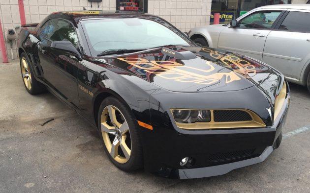 Auctions In Michigan >> Future Find: 2011 Pontiac Trans Am?