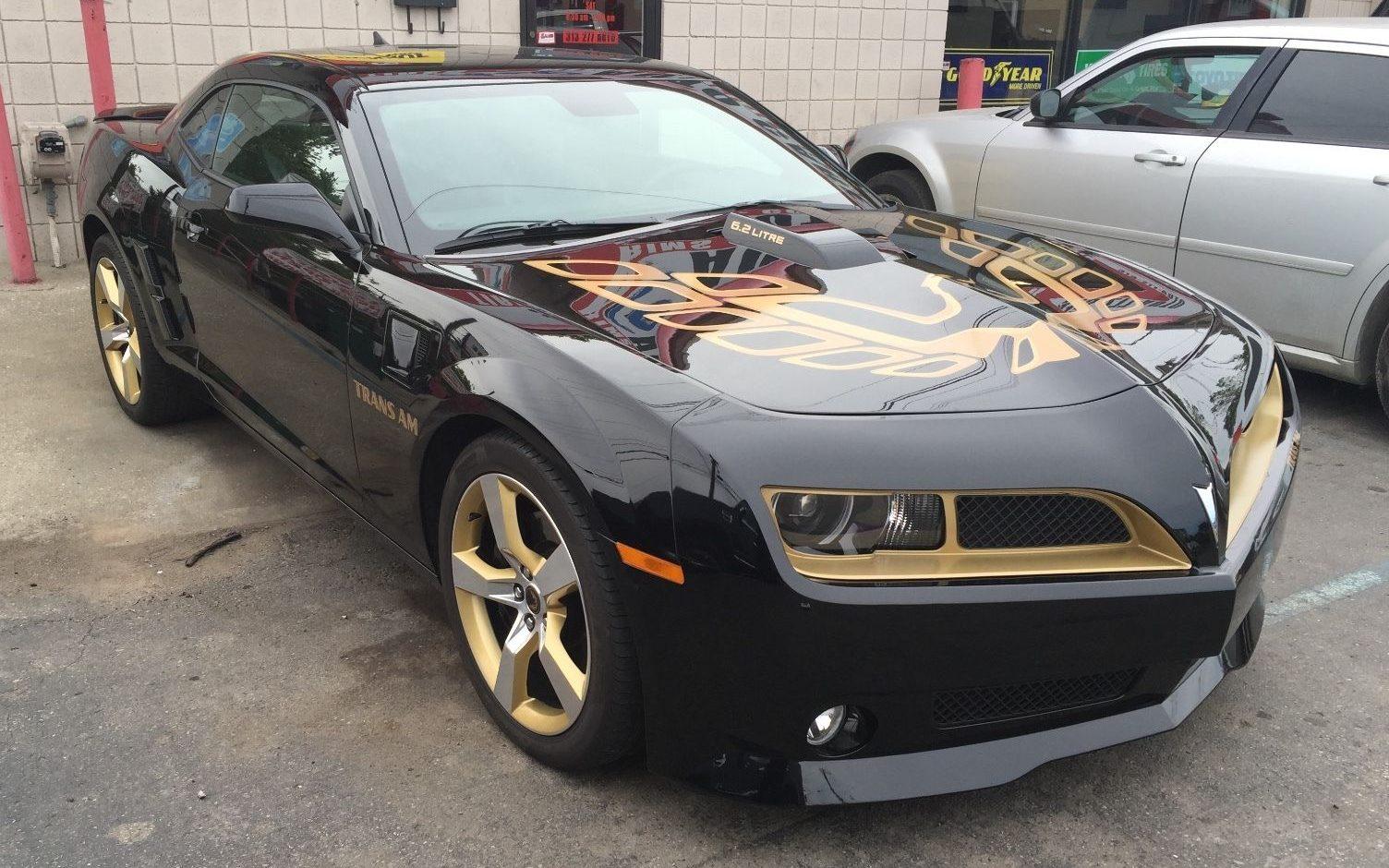 Future Find 2011 Pontiac Trans Am