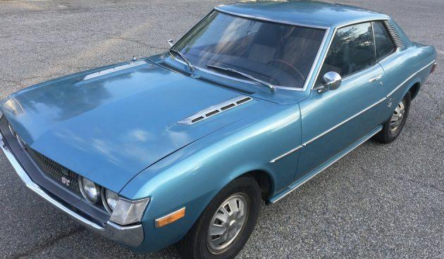 1st Generation Liftback: 1972 Toyota Celica