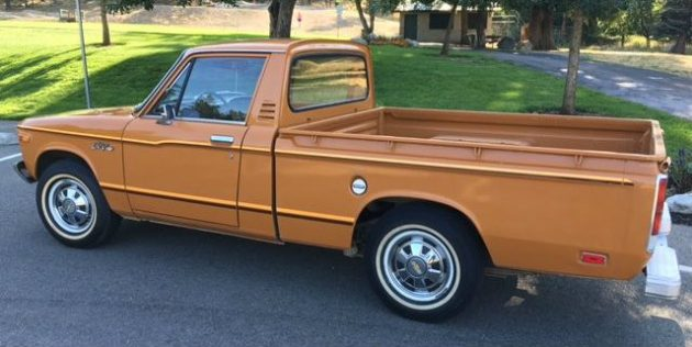 One Family Owned 1976 Chevy Luv