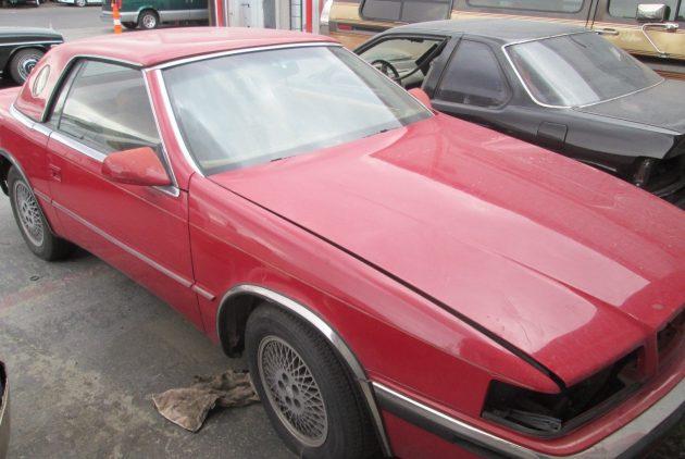 Boosted, Literally: $550 Chrysler Maserati