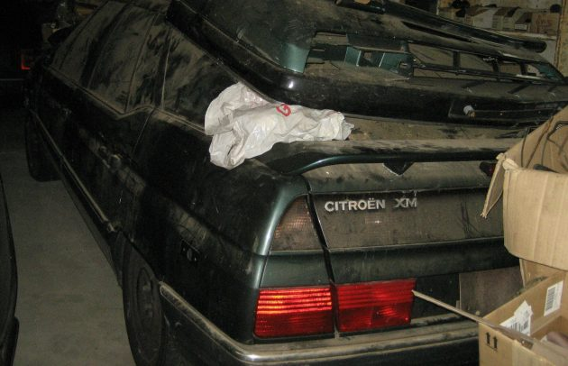 Save from Scrap Yard: Citroen XM Parts Cars