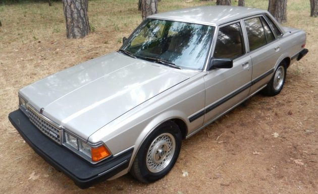 Cadillac of Toyotas: 1983 Toyota Cressida