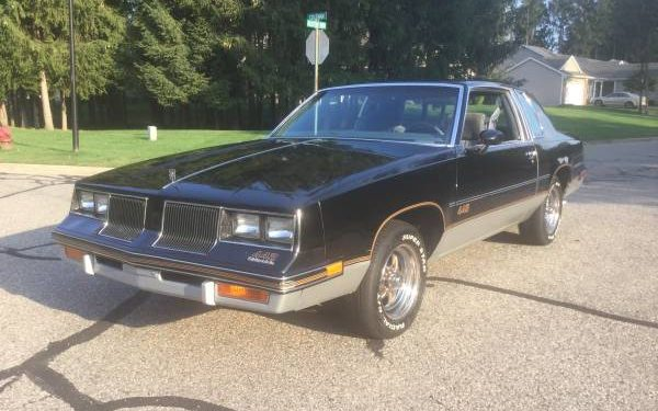 442 For You! Low-Mileage 1986 Oldsmobile Cutlass