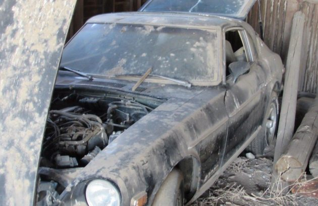 Sold As a Pair: Datsun Z-Car Projects