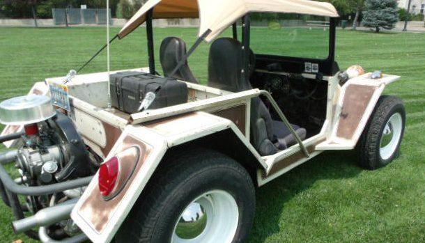 On Road or Off: 1971 Empi Sportster