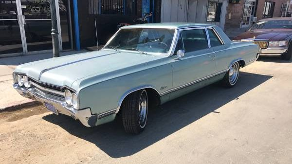Survivor Oldsmobile: 1965 Oldsmobile Cutlass F85