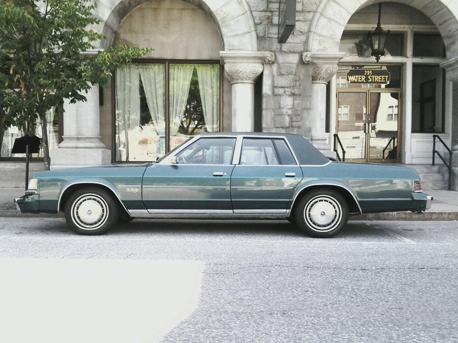 8,700 Original Miles: 1980 Chrysler Newport