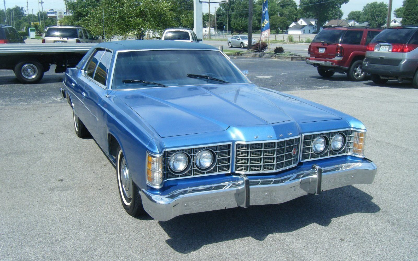 Four Door Survivor: 1973 Ford LTD