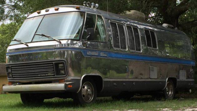 The Astro Van Returns 1984 Airstream Excella