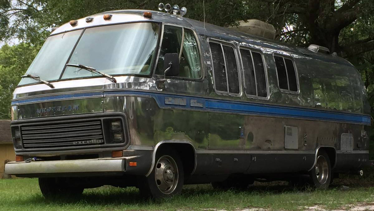 The Astro Van Returns: 1984 Airstream Excella