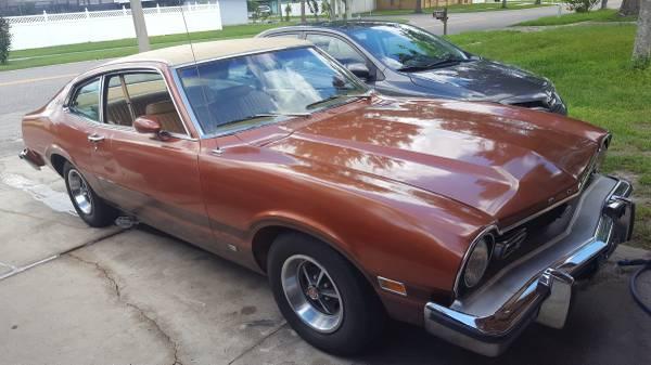 Clean Duck 1975 Ford Maverick Survivor