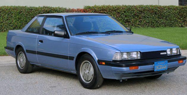 mazda 626 gt 1985