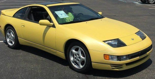 12K Miles Twin Turbo: 1991 Nissan 300ZX