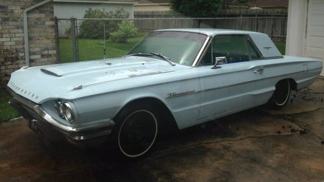 1964 Ford Thunderbird Barn Find!