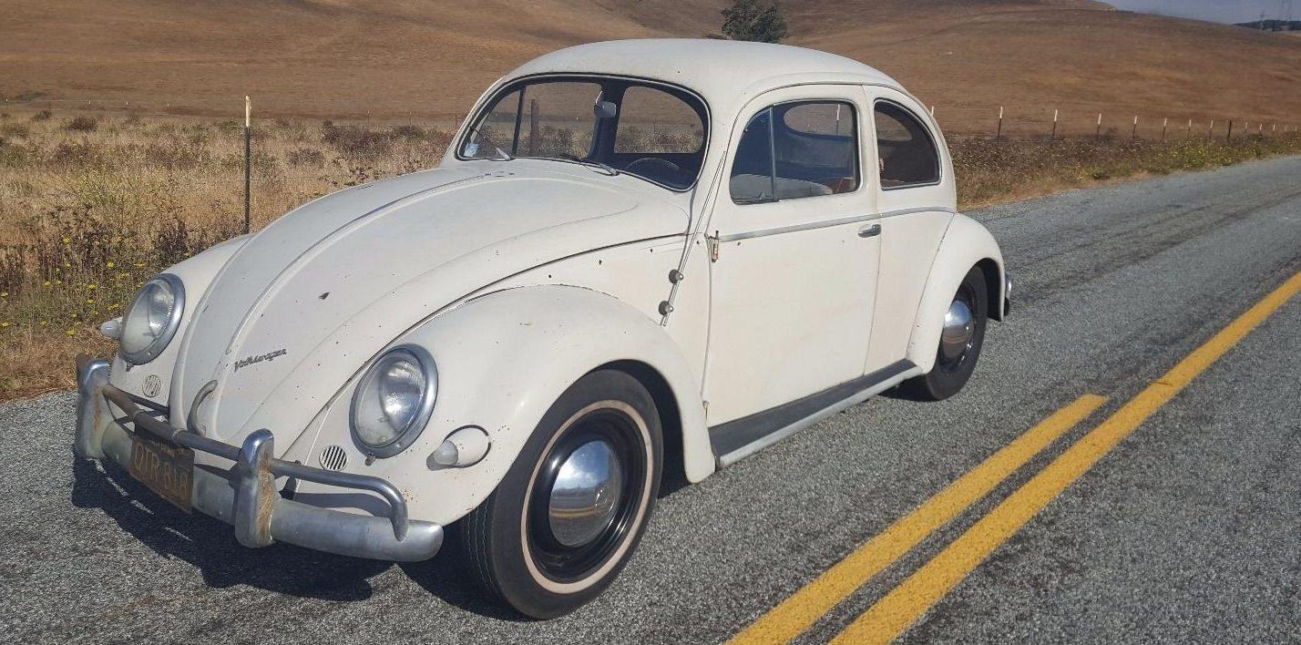 Survivor oval window 1957 vw beetle for 1957 oval window vw bug