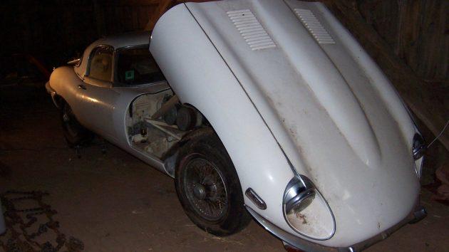 Second Floor Find! 1969 Jaguar E-Type