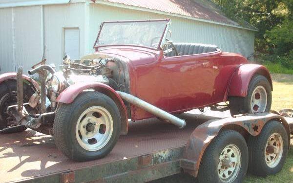 Sweet Street Rod: 1932 Ford Roadster