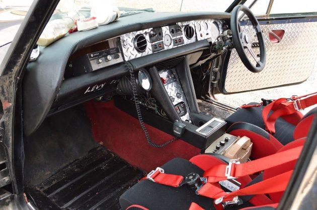 Rally Rolls  1970 Rolls