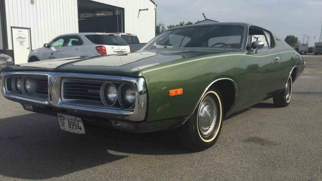 1972 Charger — Clean, Green & Suitable!