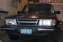 868 Original Miles: 1984 Saab 900