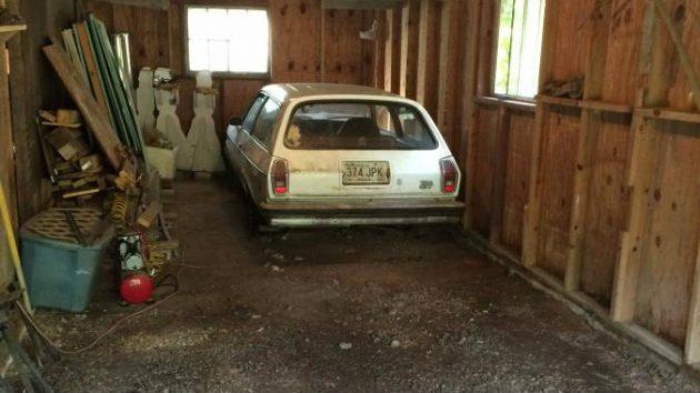 Mystery Engine 1974 Chevrolet Vega Gt Barn Find