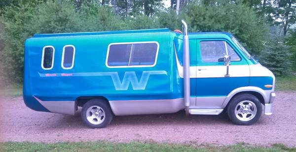 Round Three: 1974 Winnebago Winnie Wagon