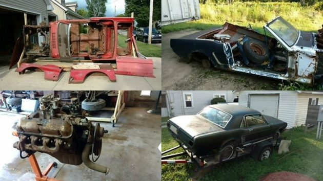 3-Fer Early Mustangs At No Reserve!