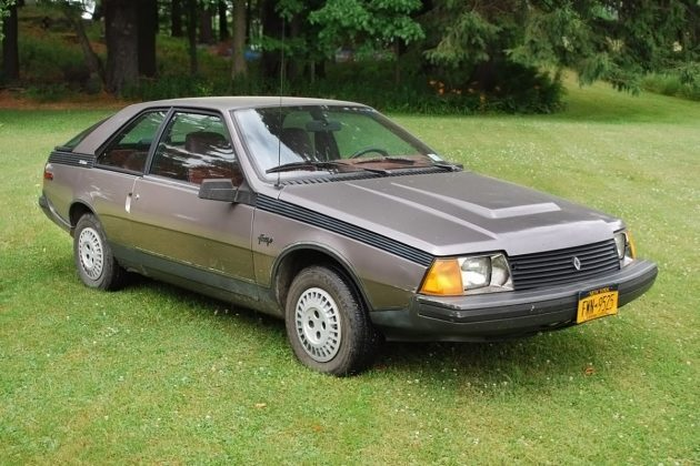 Freaky French Folly: 1984 Renault Fuego