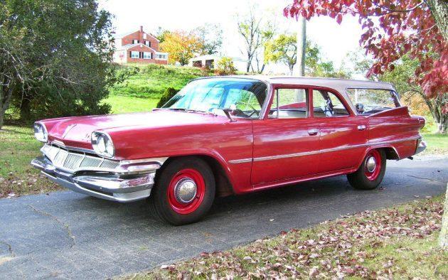 All About That Base: 1960 Dodge Dart Seneca