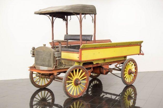 Antique Survivor: 1912 Koehler G80 Delivery Truck