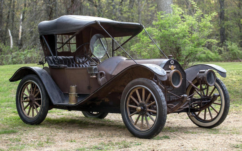 Amazing Survivor 1913 Regal Underslung Roadster