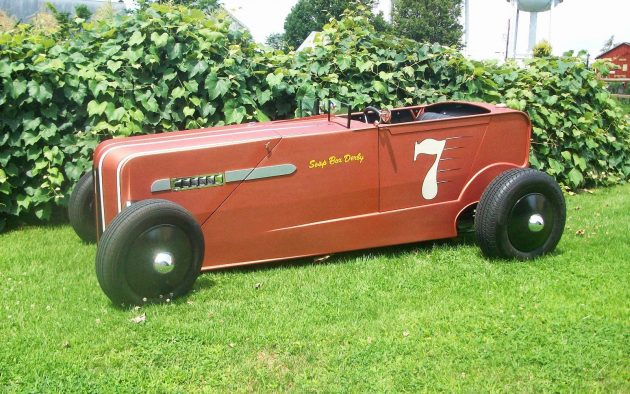 Goes Uphill Too: 1927 Chevy Soap Box Roadster