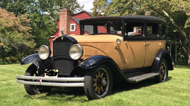 Grand Old Driver: 1930 REO Flying Cloud