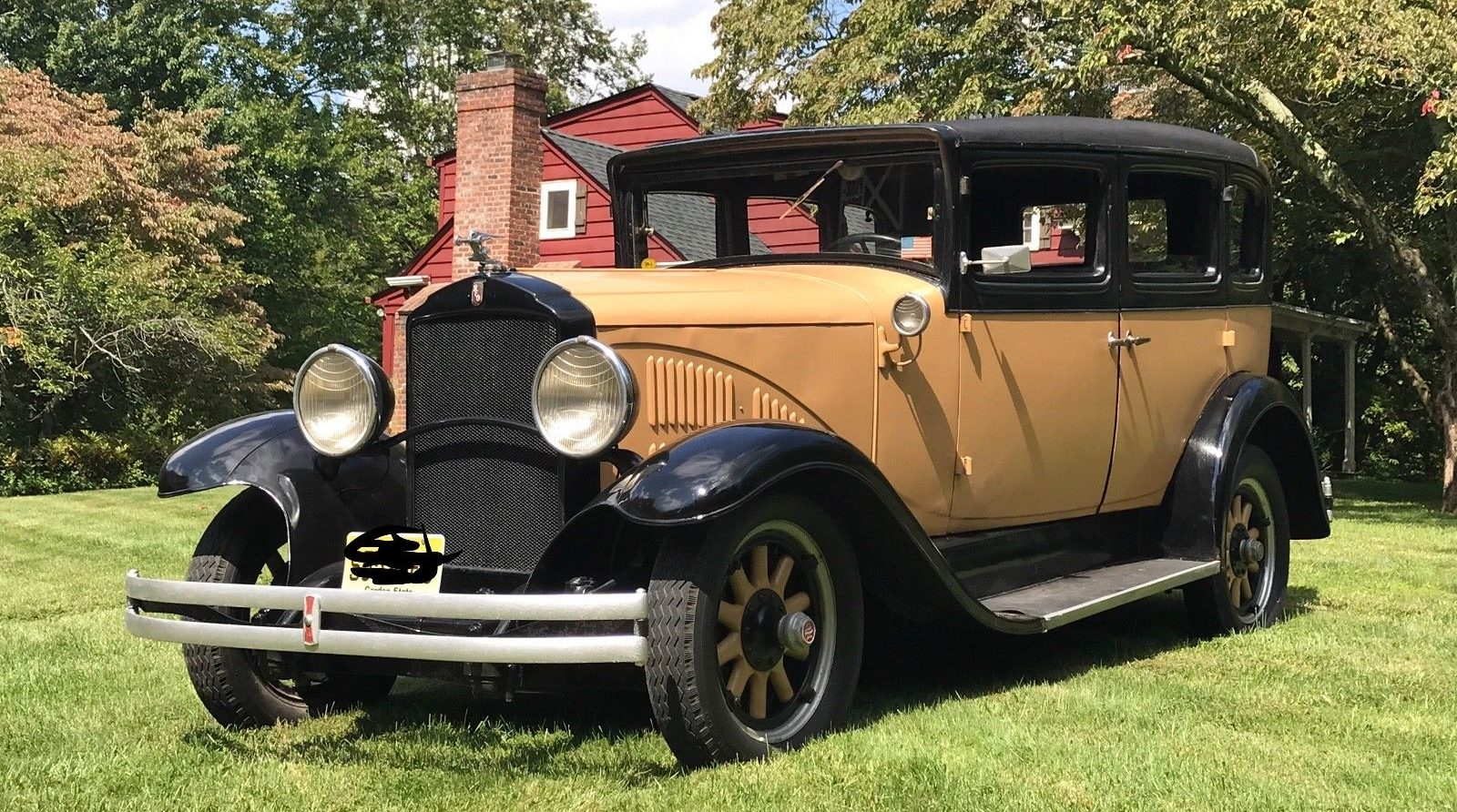 Reo Car: Grand Old Driver: 1930 REO Flying Cloud