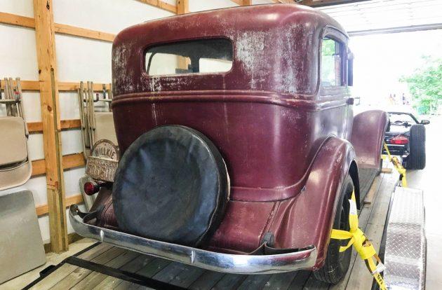 Hot Rod Alternative: 1933 Plymouth Two Door
