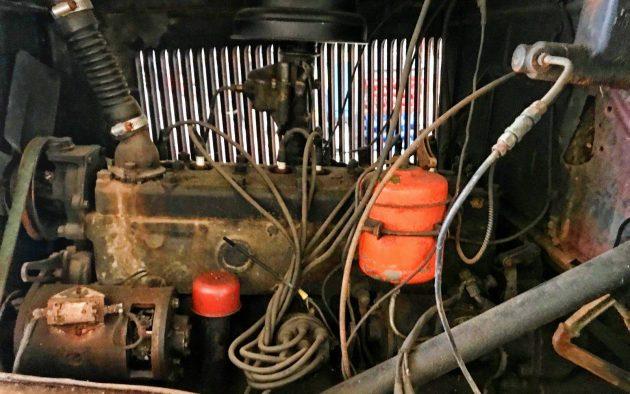 Plymouth Flathead 6 Speed Equipment