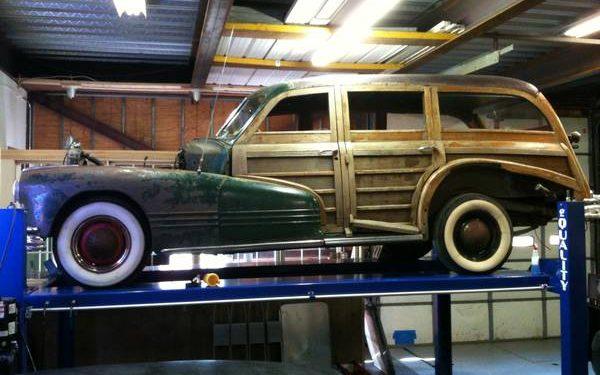 Wood You? 1947 Pontiac Woody Wagon