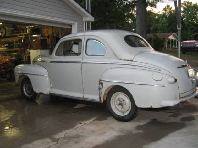 One Piece At A Time: 1948 Ford Coupe