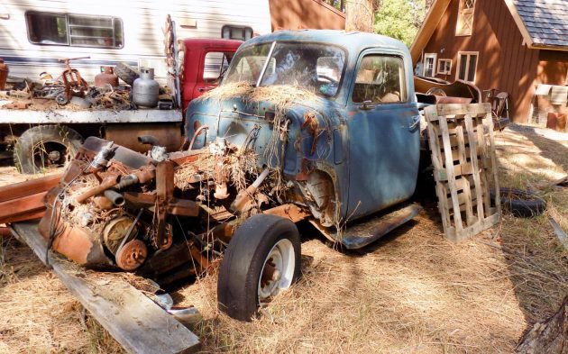 Project Has Arrived: 1950 Chevrolet 3600