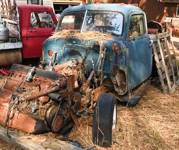 One Big Project: 1950 Chevrolet 3600
